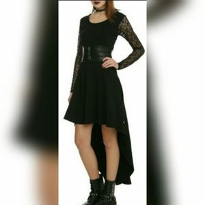Hot Topic High Low dress